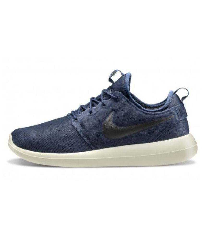 474399af4678 Nike Roshe Two Blue Running Shoes - Buy Nike Roshe Two Blue Running ...