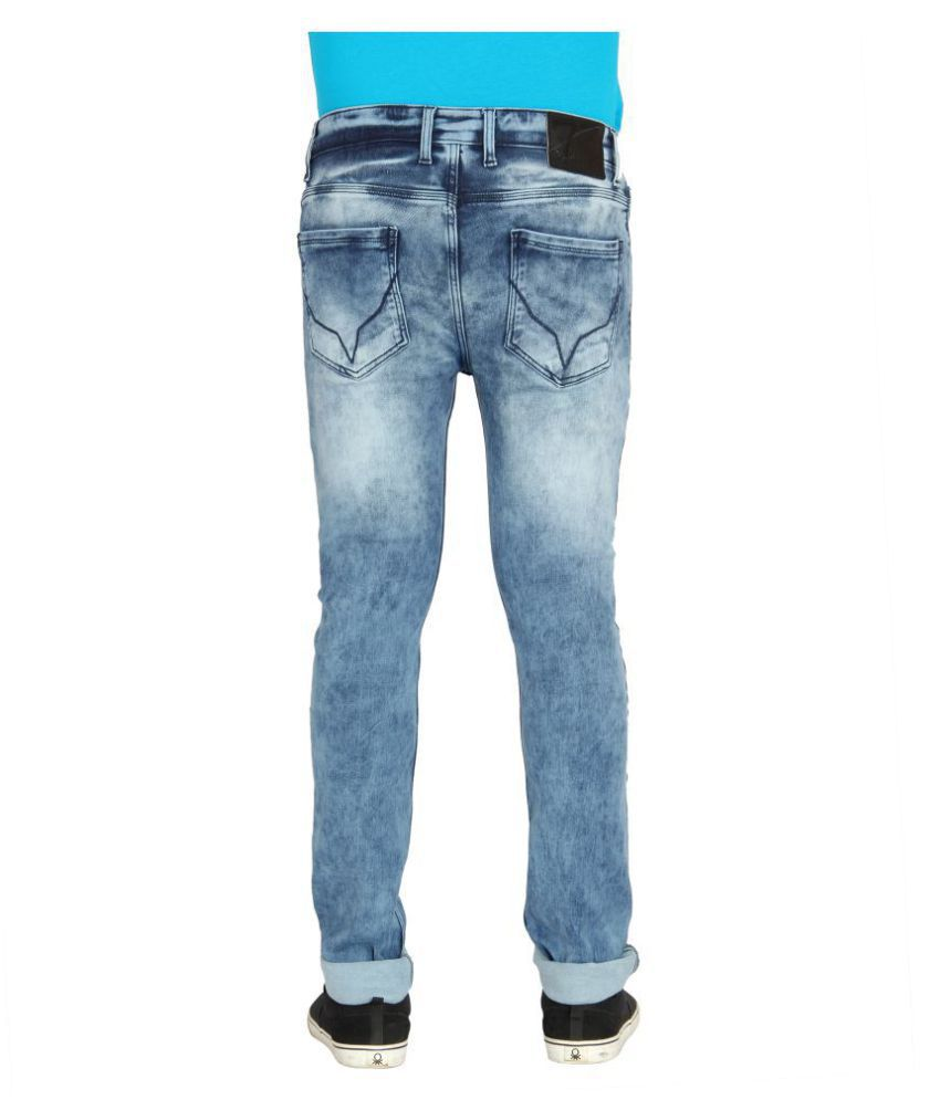 Pepe Jeans Light Blue Slim Jeans