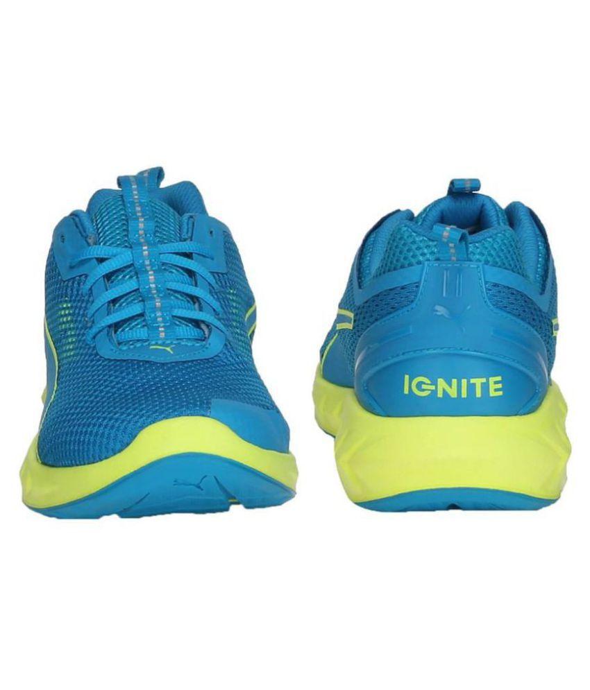 Puma IGNITE Ultimate 2 Blue Running Shoes - Buy Puma IGNITE Ultimate ... c6c7a885e