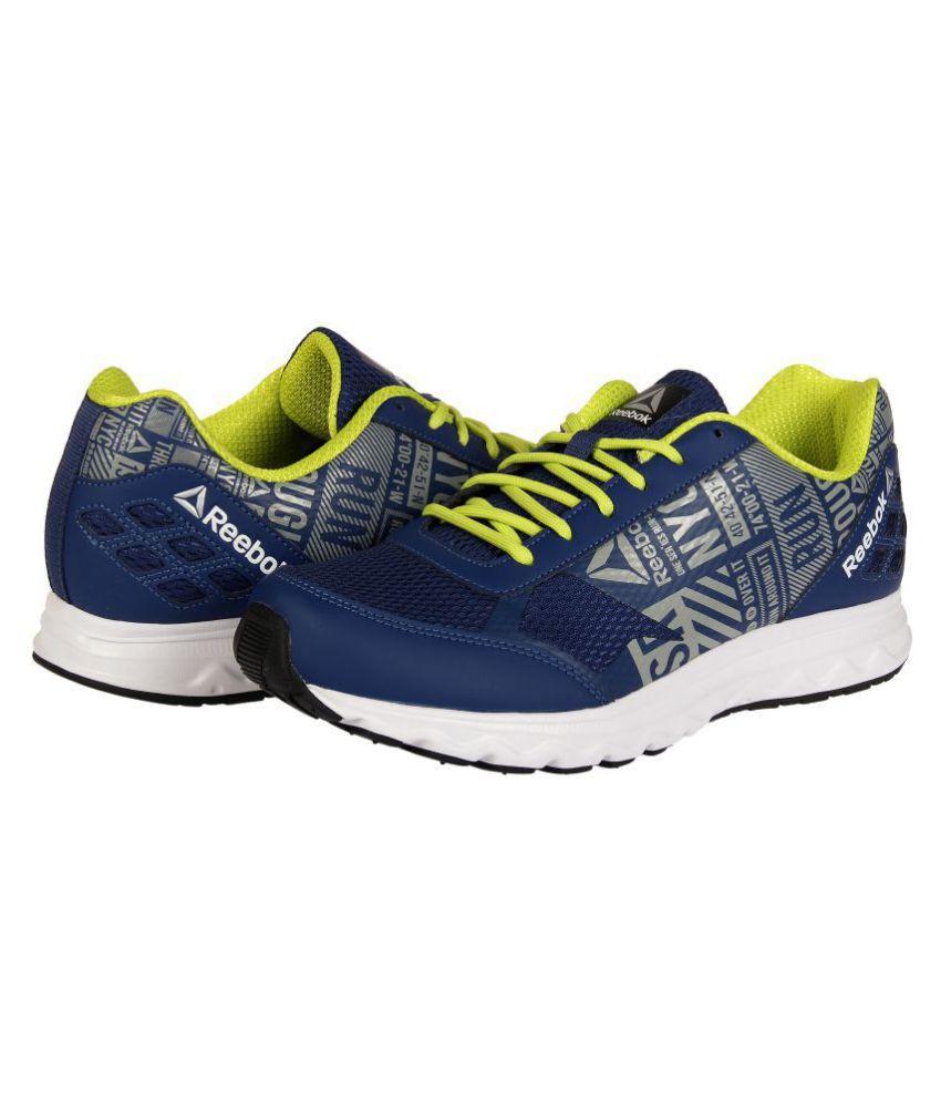 f24eaa74d1c Reebok RUN VOYAGER LP Blue Running Shoes - Buy Reebok RUN ...