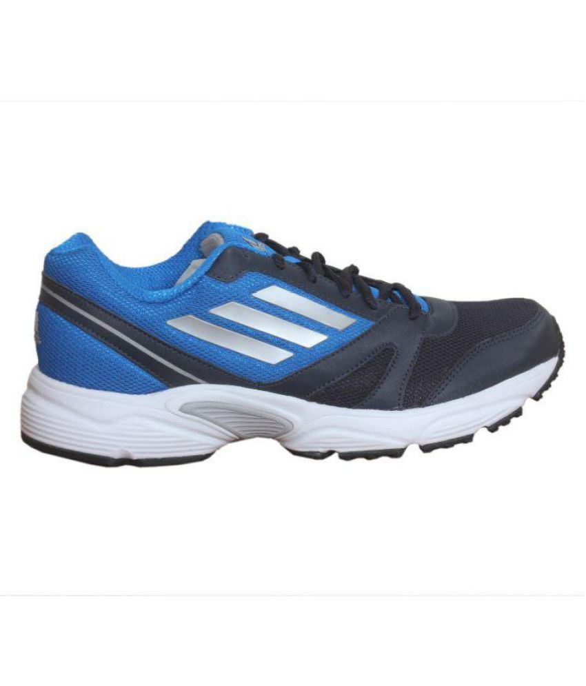 ed1fccd0c Adidas Blue Running Shoes - Buy Adidas Blue Running Shoes Online at ...