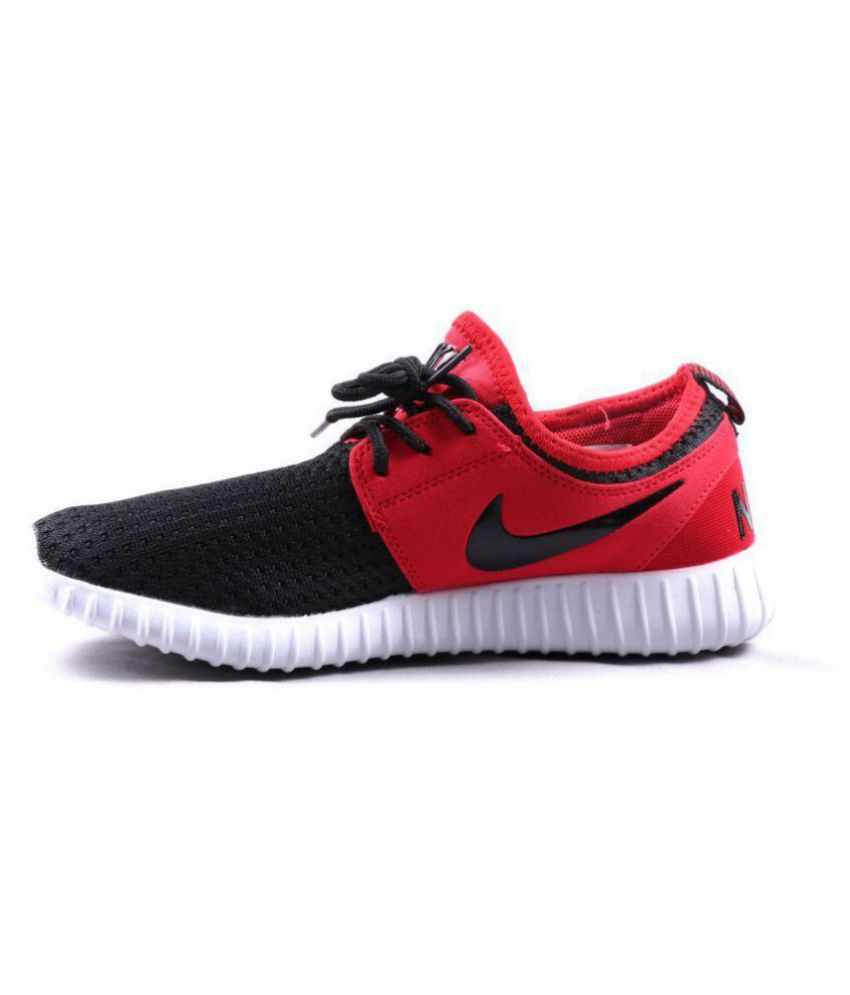 new styles ee569 adeec Nike LONDON Red Running Shoes