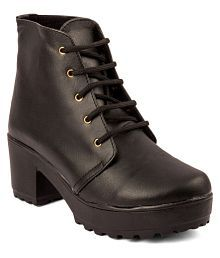 17337a67b9 Leather Boots: Buy Leather Boots for Women Online at Low Prices ...