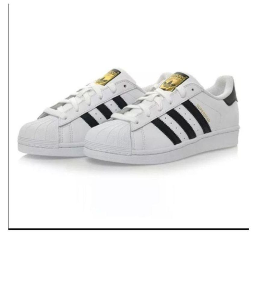 Adidas Superstar Girls White Running Shoes Adidas Superstar Girls White  Running Shoes ... 88244711c