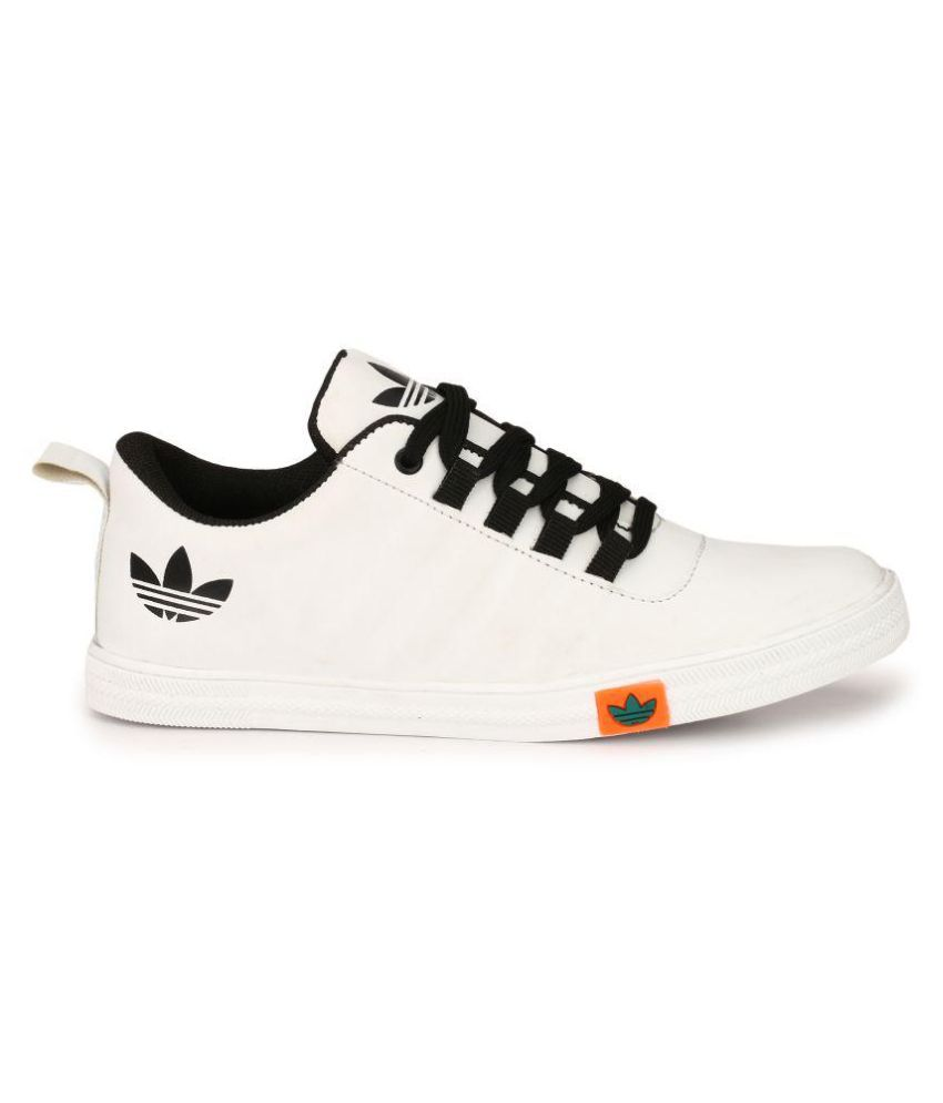 FOOT SHINE CASUAL Sneakers White Casual Shoes great deals for sale outlet store discount fashionable best place for sale nzXpsq