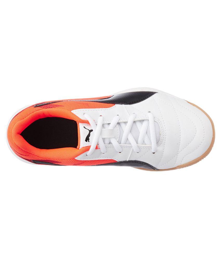 Puma Boys Veloz Indoor III Jr Blast Sports Shoes Price in India- Buy ... 0dd9ef46c1f85