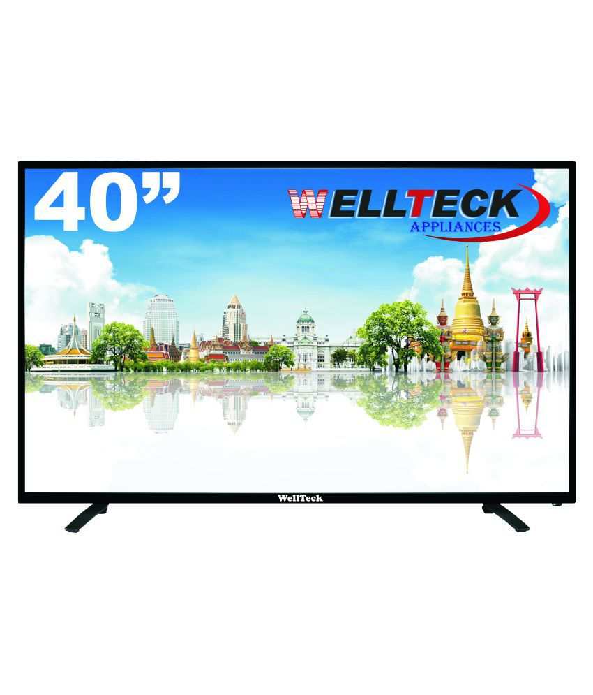 wellteck FHD40N2 102 cm ( 40 ) Smart Full HD (FHD) LED Television With 1+1 Year Extended Warranty