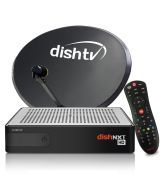 DishTV HD Connection with Recorder-All India (1 month Super-Family and Full-on HD) with Lifetime Warranty (worth 1000)