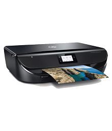 HP 5075 Wireless Multi Function (Print scan copy) Colored Inkjet Printer