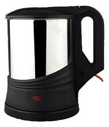 McLaurin NA 1.7 Liters 1000 Watts Stainless Steel Electric Kettle
