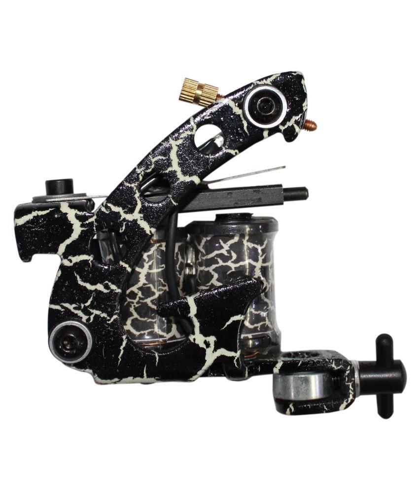 Mumbai tattoo g coil machine black pack of 1 buy online for Tattoo machine online shopping in india