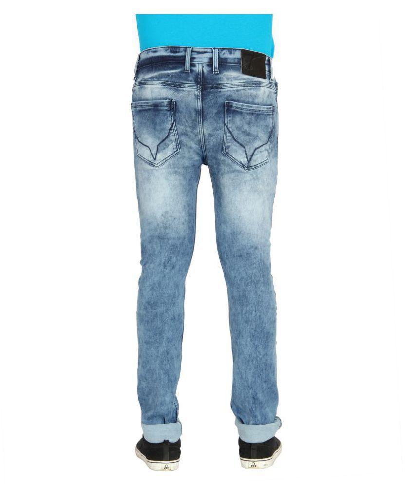 Pepe Jeans Light Blue Slim Jeans