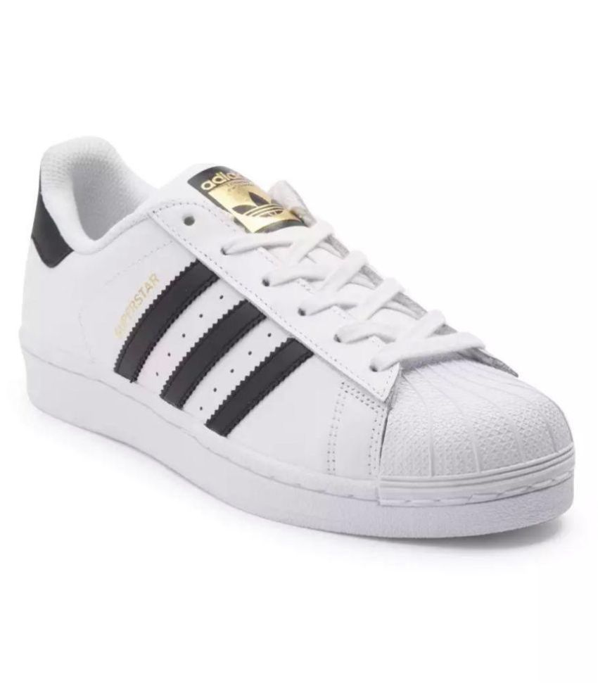 e6e779819d2 Adidas SUPERSTAR Sneakers White Casual Shoes - Buy Adidas SUPERSTAR  Sneakers White Casual Shoes Online at Best Prices in India on Snapdeal