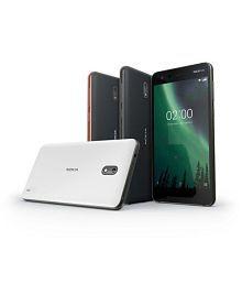 Nokia Black & Grey 2 8GB
