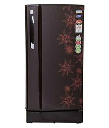 Godrej 221 Ltr 3 Star RD EDGE 221 CT 3.2 Single Door Refrigerator - Red