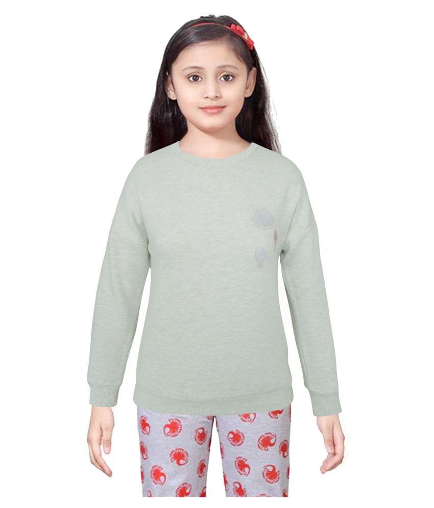 Girl Confidential Girl Sweart Shirt