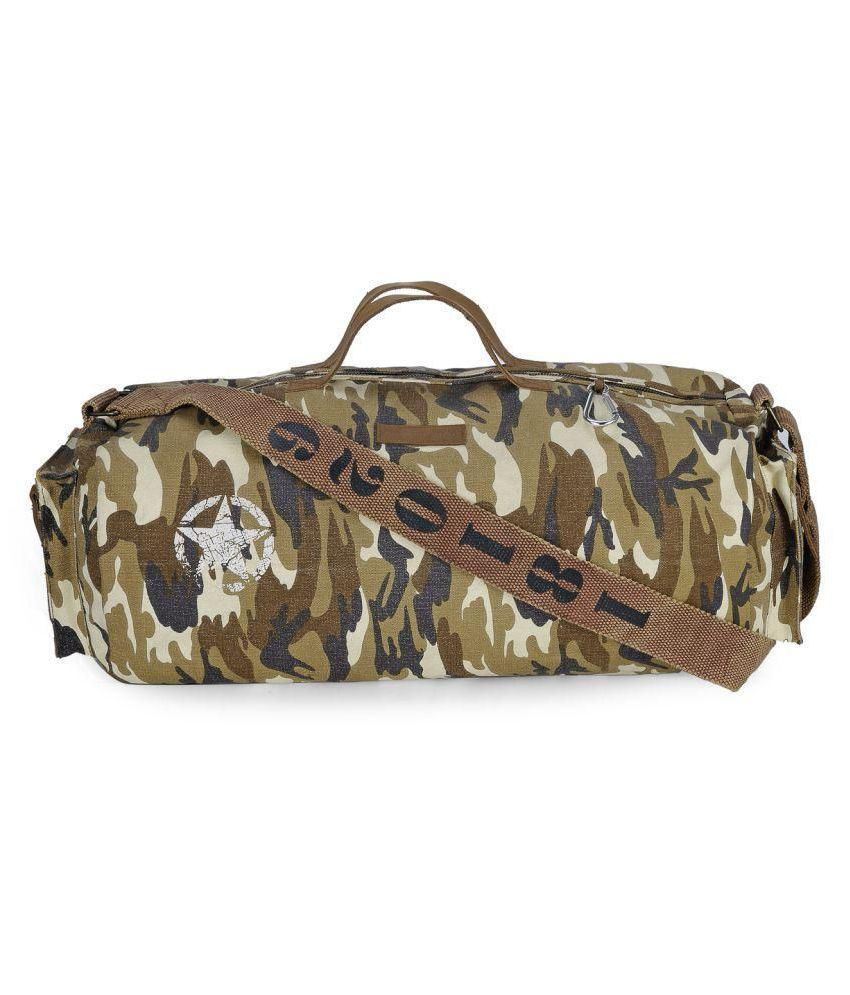 The House Of Tara Large Canvas Gym Bag