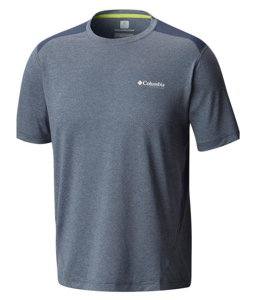 Columbia Grey Round T-Shirt