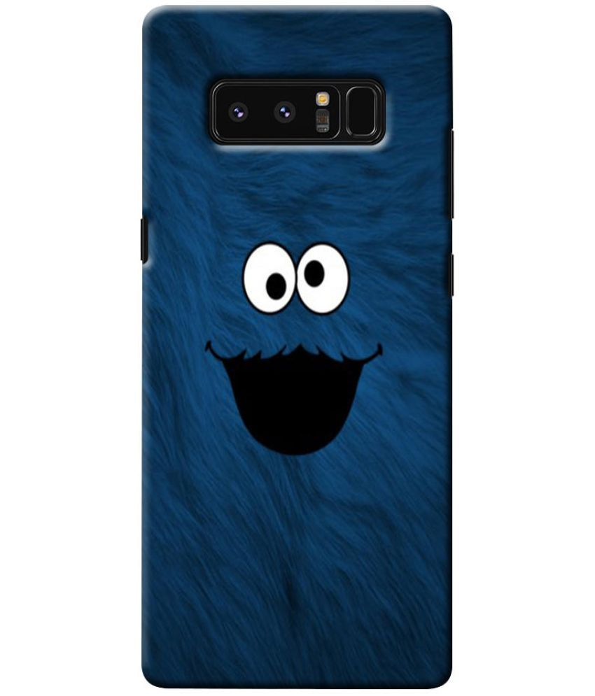 Samsung Galaxy Note 8 Printed Cover By Case King