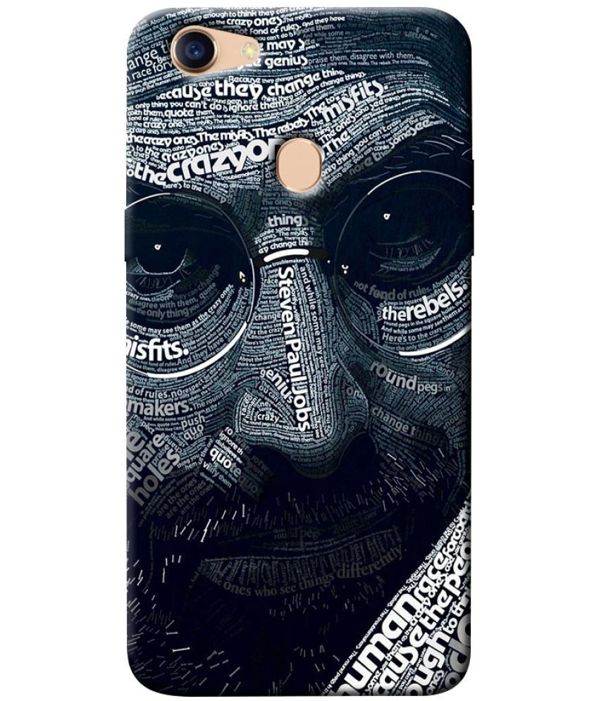 Oppo F5 Printed Cover By Case King