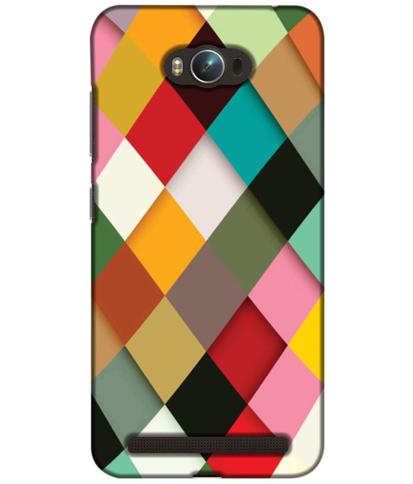 Asus ZenFone Max 3D Back Covers By Design Worlds