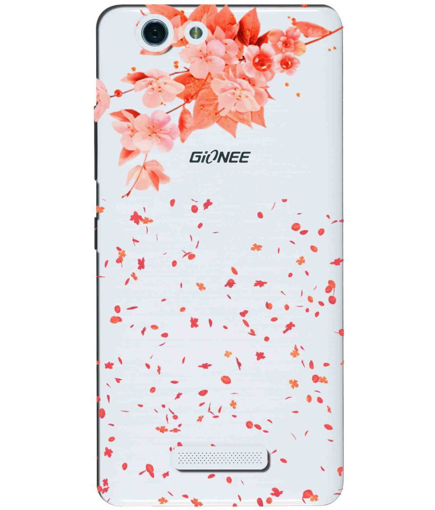 Gionee S Plus Printed Cover By Snooky