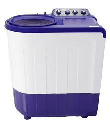 Whirlpool 7.5 Kg ACE 7.5TURBODRY FLORA PURPLE Semi Automatic Semi Automatic Top Load Washing Machine