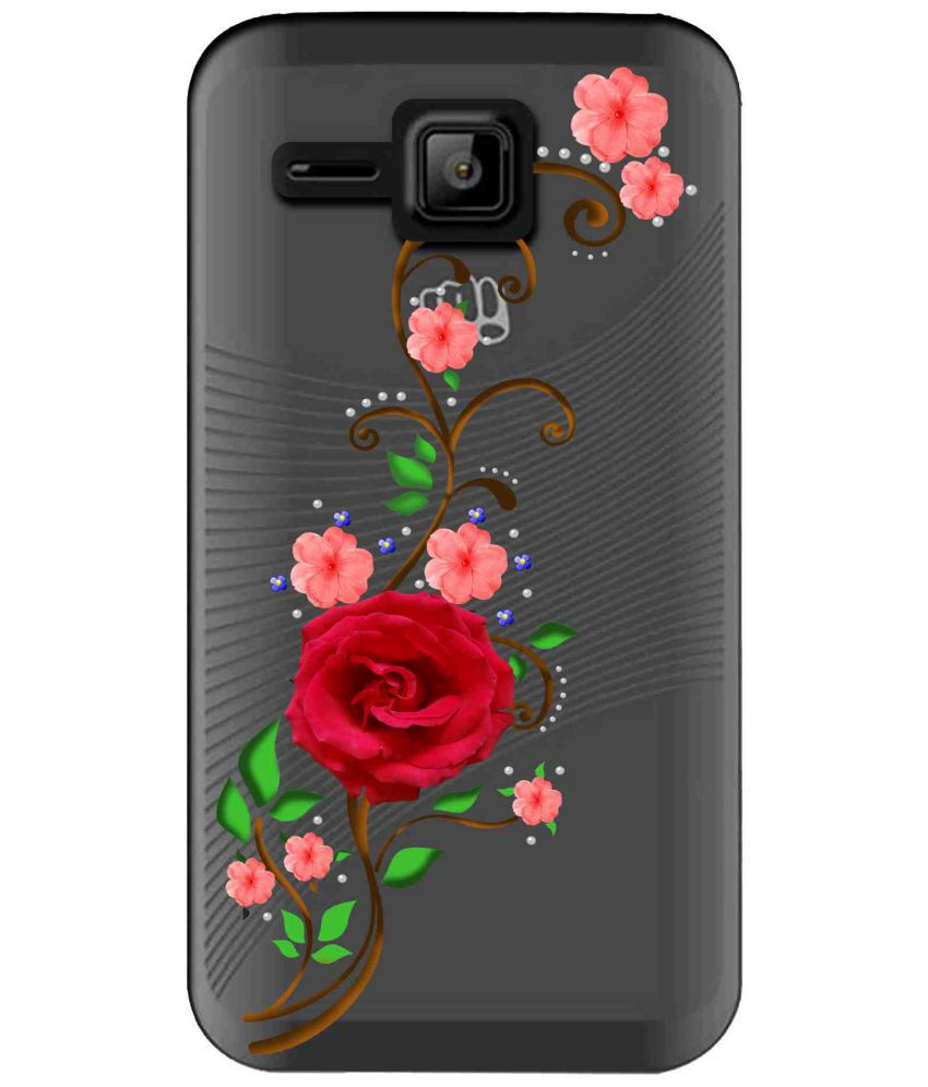 Micromax Bolt S301 Printed Cover By Snooky