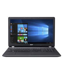 Acer E Series ES1-523 Notebook AMD APU E1 4 GB 39.62cm(15.6) DOS Not Applicable Black