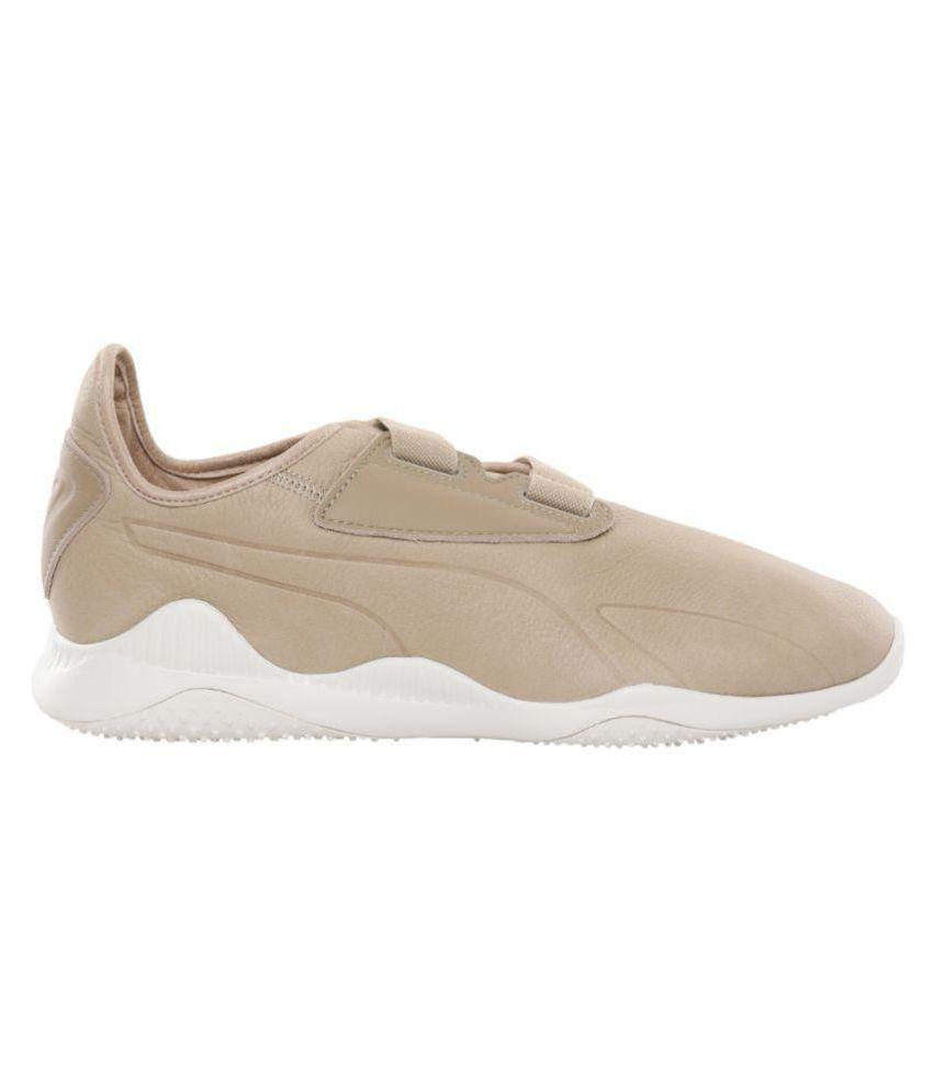 wholesale dealer b2937 27873 Puma MOSTRO Lifestyle Beige Casual Shoes