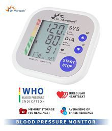 Dr. Morepen BP-02 Dr. Morepen Blood Pressure Monitor BP-02
