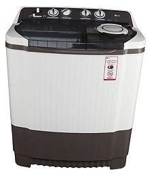 LG 8.5 Kg P9563R3FA Semi Automatic Semi Automatic Top Load Washing Machine