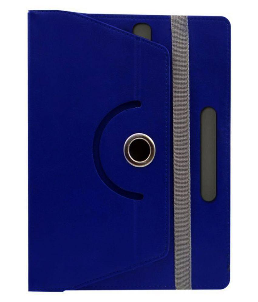 Digiflip Pro Xt811 Flip Cover By Fastway Blue