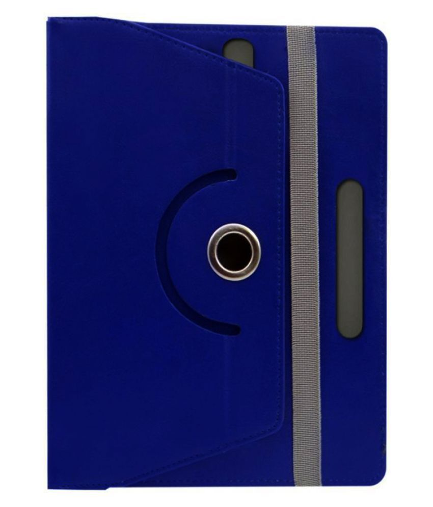 Huawei Honor T1 Flip Cover By Fastway Blue