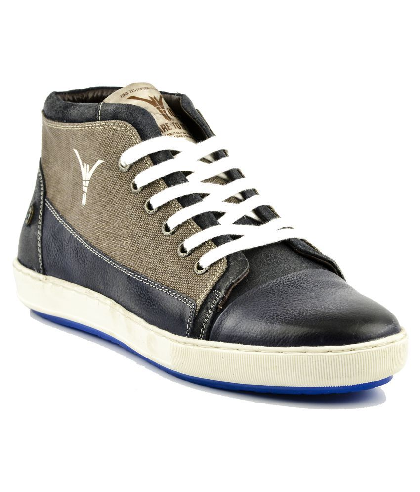 ID Blue Casual Boot