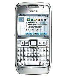 Nokia White E71 128 MB