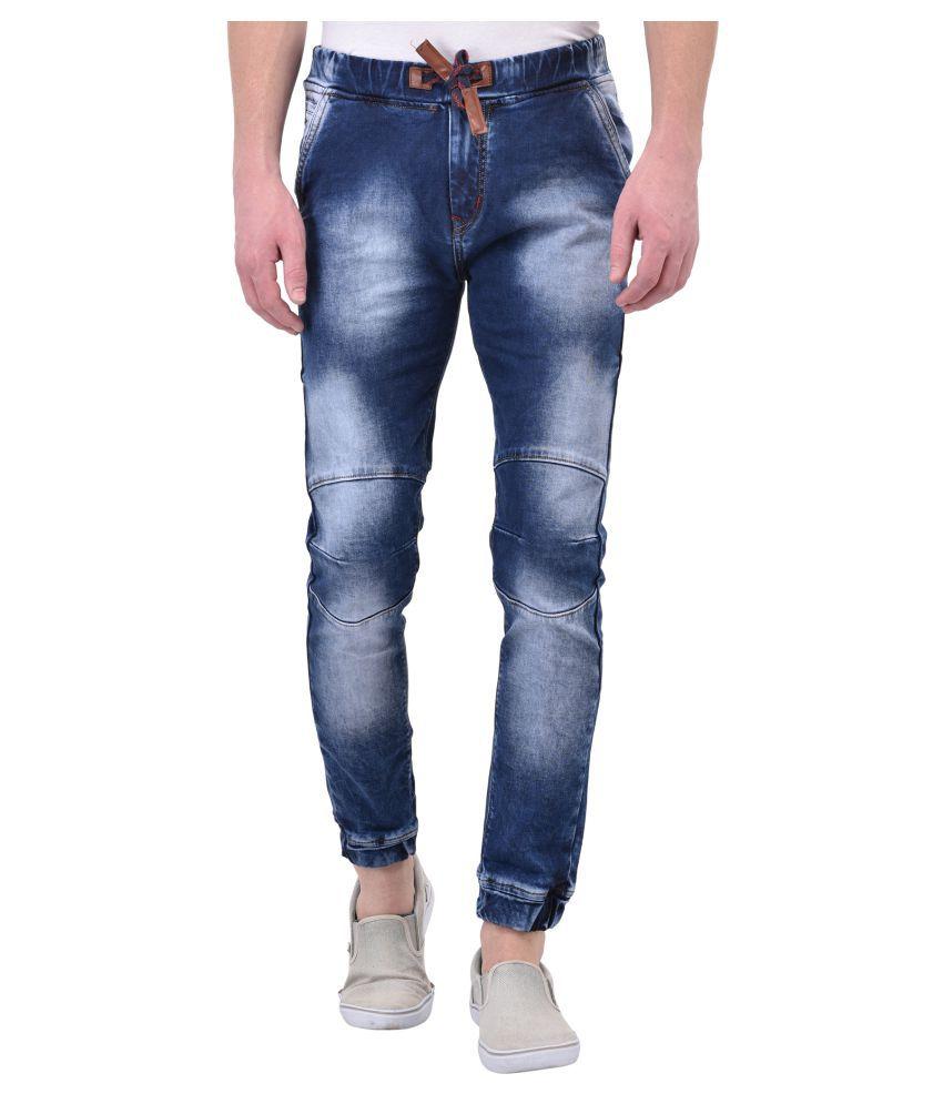 Lafantar Blue Slim Jeans