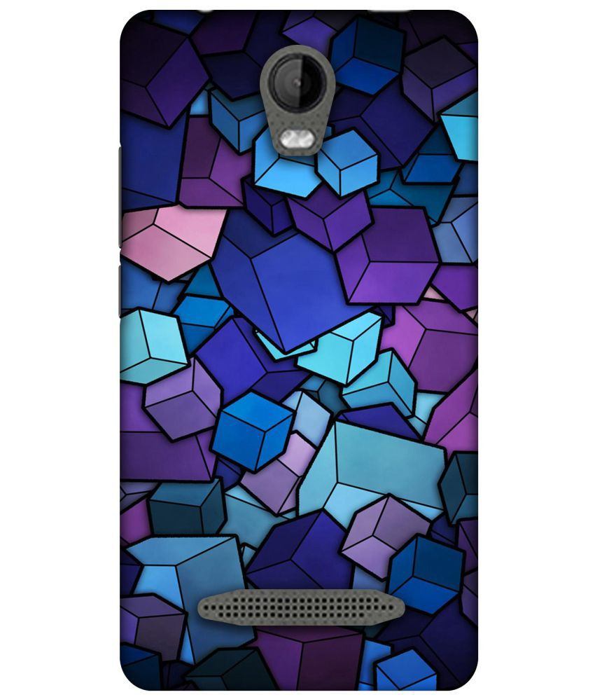 Micromax Bolt Q335 Printed Cover By Casotec
