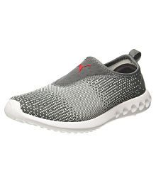 Puma Unisex Carson 2 Slip-On Sneakers Gray Casual Shoes