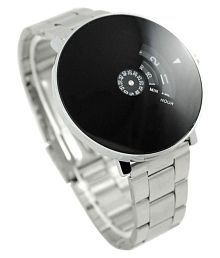 VB IMPEX Black Dial Watch For Boys