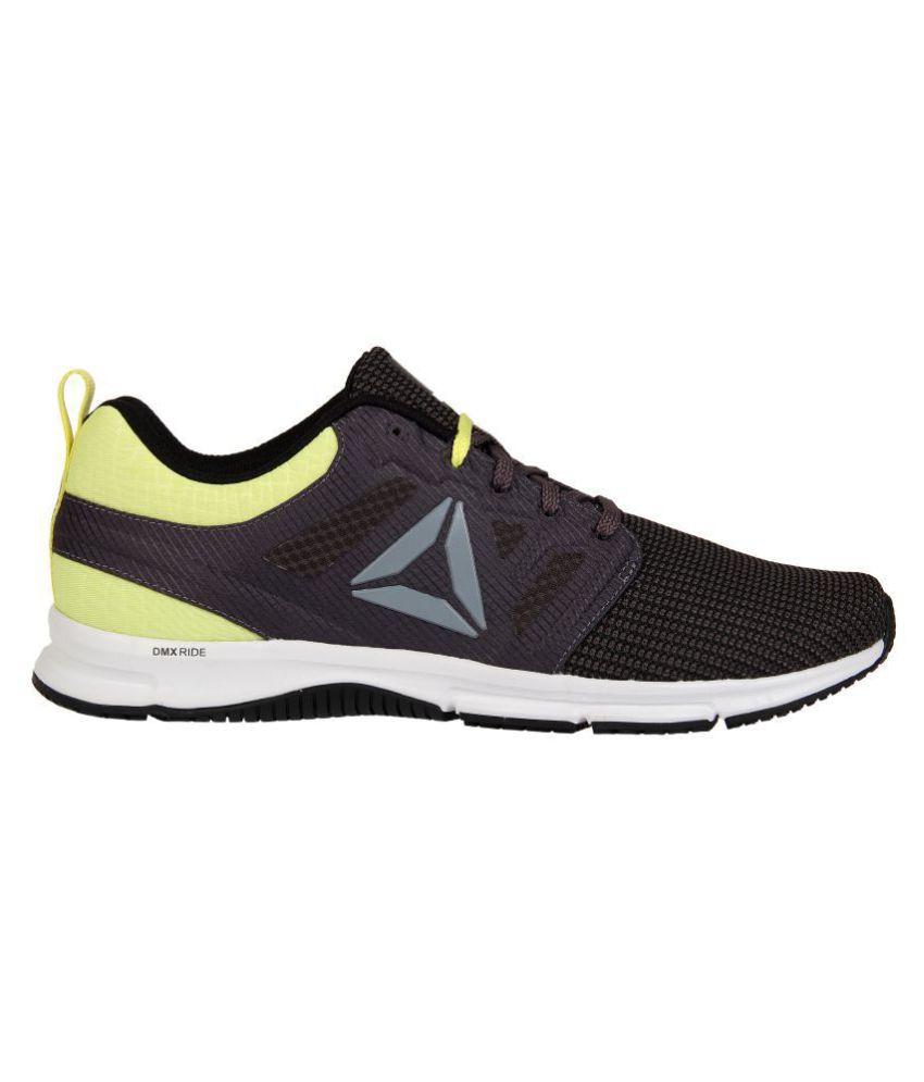 a59b356710305b Reebok STRIKE RUNNER Gray Running Shoes Reebok STRIKE RUNNER Gray Running  Shoes ...