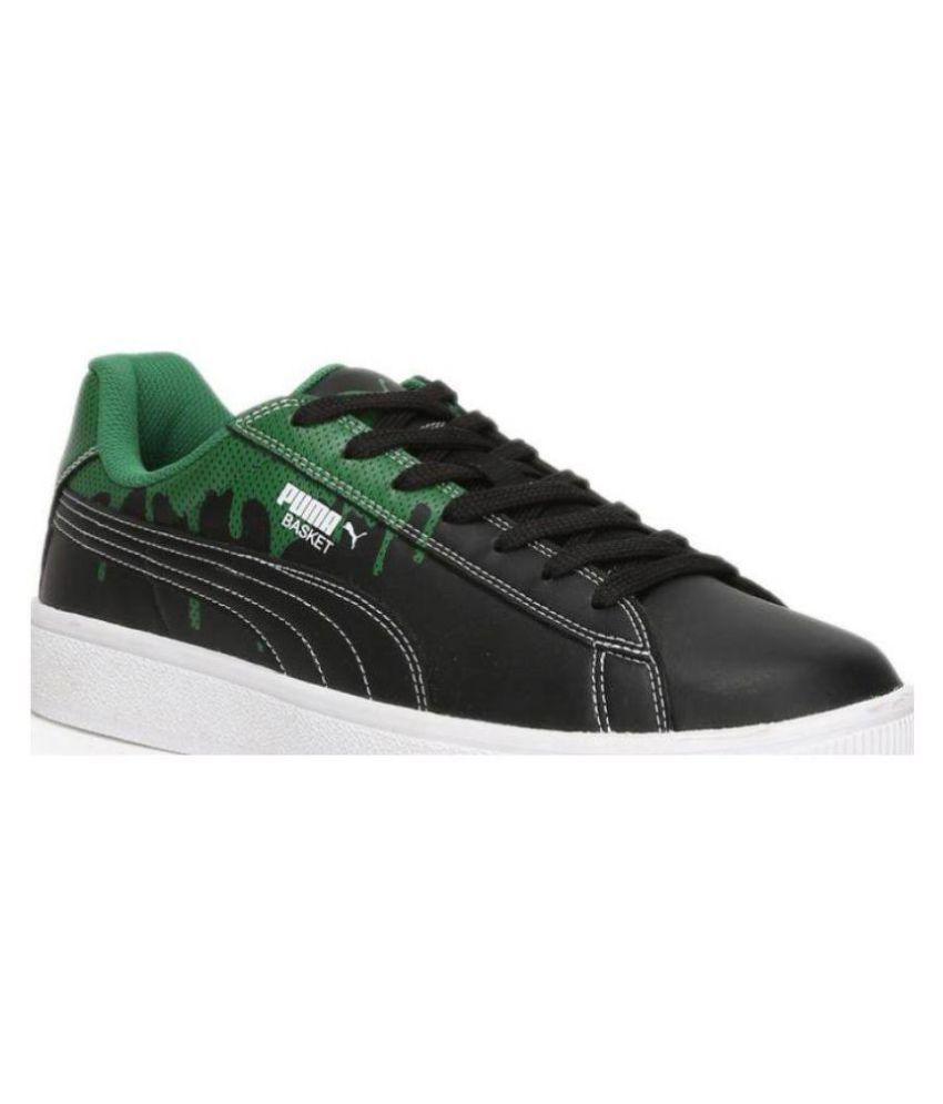 puma basket dp sneakers