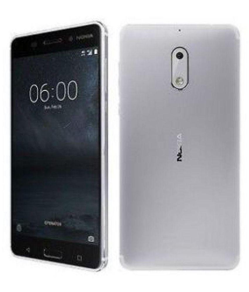Nokia Silver 6 32GB