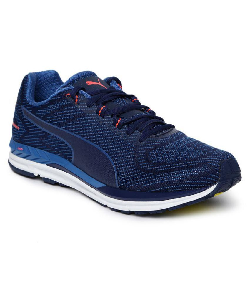 60266c08b37 Puma Men Speed 600 S IGNITE Blue Running Shoes - Buy Puma Men Speed 600 S  IGNITE Blue Running Shoes Online at Best Prices in India on Snapdeal