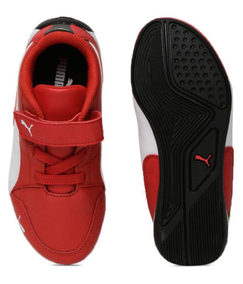 Puma Kids SF Drift Cat 7 V PS Sneakers Price in India- Buy Puma Kids ... ebbf85e67