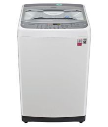 LG 6.5 Kg T7577NEDLZ Fully Automatic Fully Automatic Top Load Washing Machine