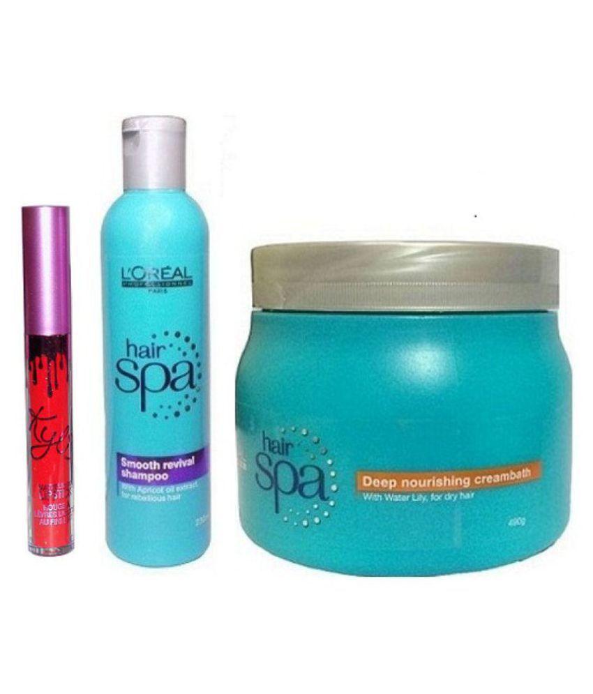 Loreal Paris Hair Spa Deep Nourishing, Shampoo Stations 490 ml: Buy Loreal Paris Hair Spa Deep Nourishing, Shampoo Stations 490 ml at Best Prices in India - ...