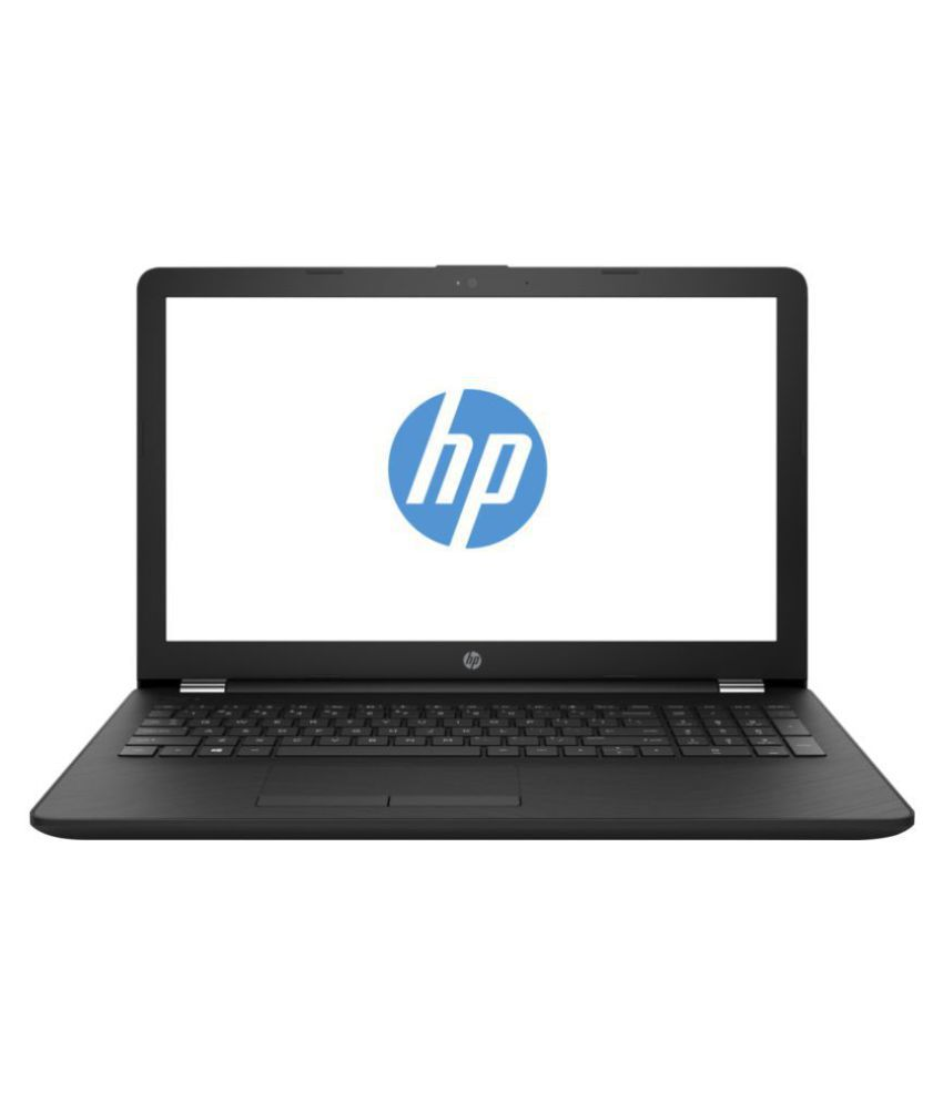 HP 15 15-bw094AU Notebook AMD APU A9 4 GB 39.62cm(15.6) DOS Not Applicable Black