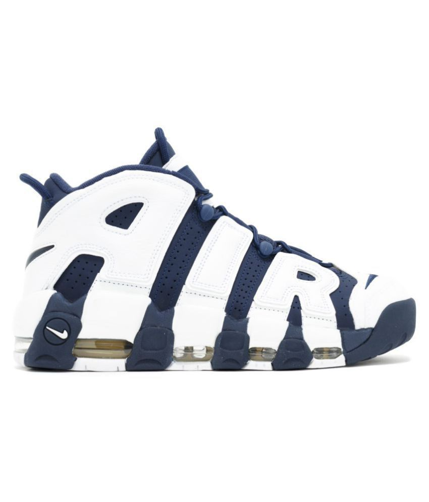 buy online 16da5 24367 Nike Air UpTempo Multi Color Basketball Shoes - Buy Nike Air UpTempo Multi  Color Basketball Shoes Online at Best Prices in India on Snapdeal