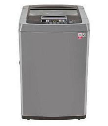 SHRI RAM FURNITURES 6.5 Kg LG WM T7567NEDLH Fully Automatic Fully Automatic Top Load Washing Machine